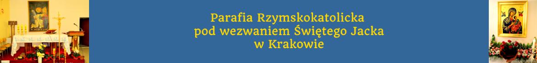 Parafia pw. Świętego Jacka w Krakowie